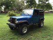 1991 JEEP wrangler Jeep Wrangler Base Sport Utility 2-Door